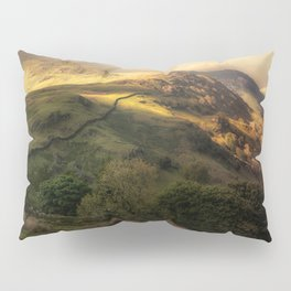 Postcards from Scotland Pillow Sham