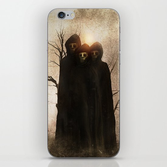 Darkness II iPhone & iPod Skin