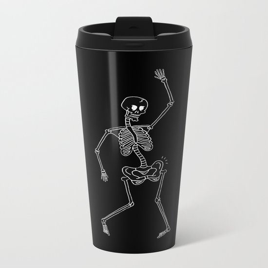 Hip Poping Metal Travel Mug