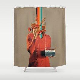 Musicolor Shower Curtain