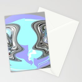 Tech Overload Stationery Cards