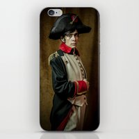napoleon iPhone & iPod Skins featuring Napoleon B by SOCKIVISION Store