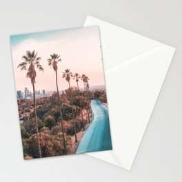 Los Angeles California Stationery Cards