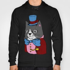 Dignified Cat Hoody
