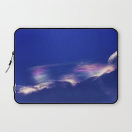 Fire Rainbow Laptop Sleeve