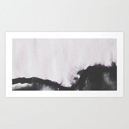 Land's End Art Print