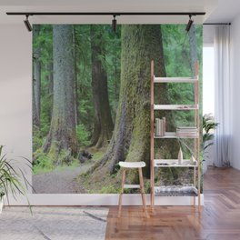 Fairy Forest Wall Mural
