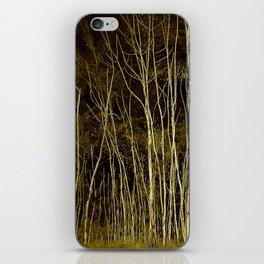 ARBRES iPhone Skin