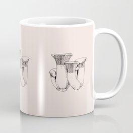 King Oyster Mushrooms Coffee Mug