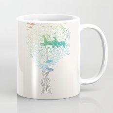 The Cellist Mug