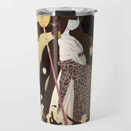 Sunrise at Nara Travel Mug
