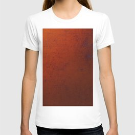 Textured Bronze - Abstract painting T-shirt