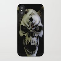 bones iPhone & iPod Cases featuring Bones by Shalisa Photography