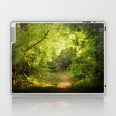 The Secret Path Laptop & iPad Skin