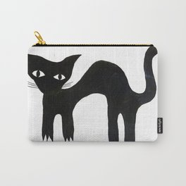 Buster the Cat Carry-All Pouch