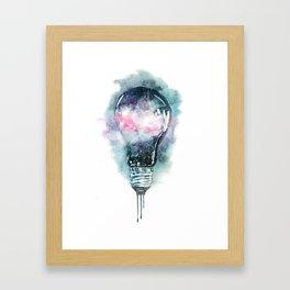 The Universal Light Framed Art Print