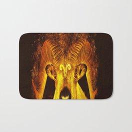 Aries Fire Bath Mat