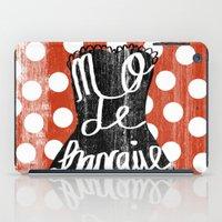 depeche mode iPad Cases featuring MODE by Celia Sáez