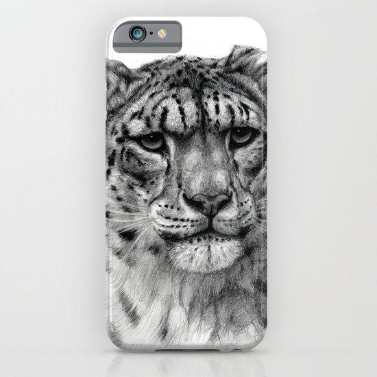 Snow Leopard G2010-003 iPhone & iPod Case