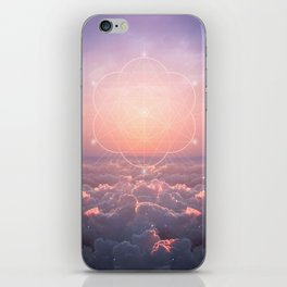 The Sun is but a Morning Star iPhone Skin