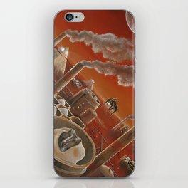 Industriepark II iPhone Skin