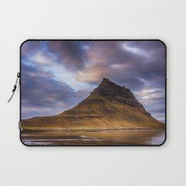 Church Mountain Iceland Laptop Sleeve