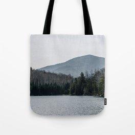 Heart Lake Tote Bag