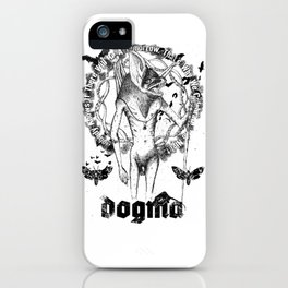 Believe the Dogma - The Guardian iPhone Case