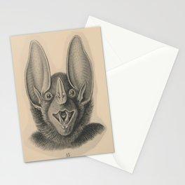 Vintage Happy Bat Stationery Cards