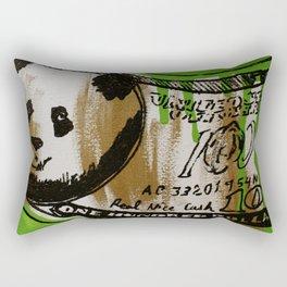 Economics 101 Rectangular Pillow