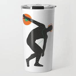 Vinylbolus Travel Mug