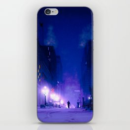is this how it ends iPhone Skin