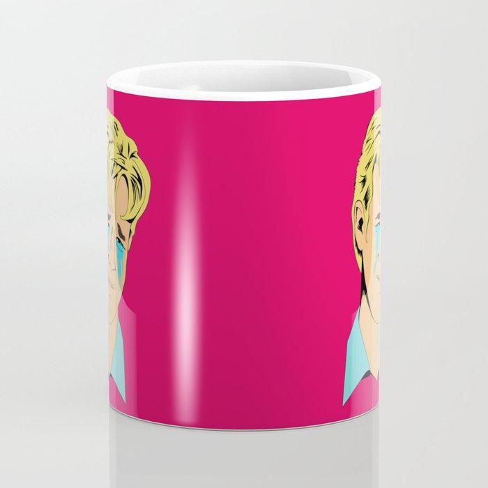Crying Icon #1 - Dawson Leery Coffee Mug