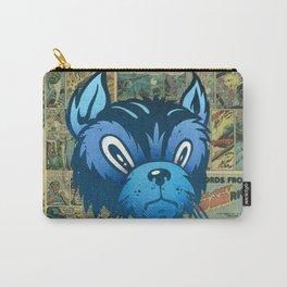 Fuzzy Kitanammo Carry-All Pouch