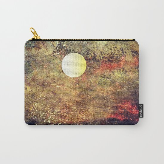 Moon Over The Sea Carry-All Pouch