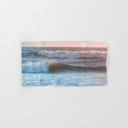 Beach Adventure Summer Waves at Sunset Hand & Bath Towel