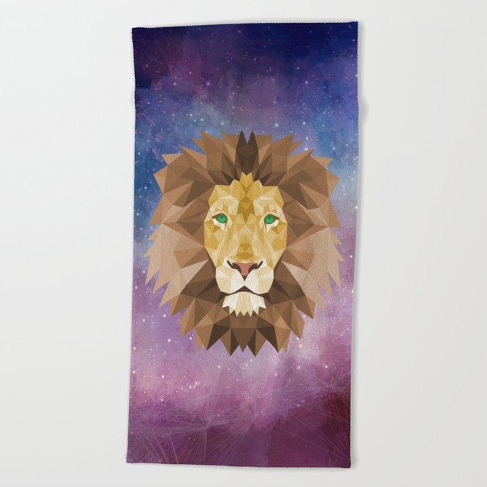 King Beach Towel