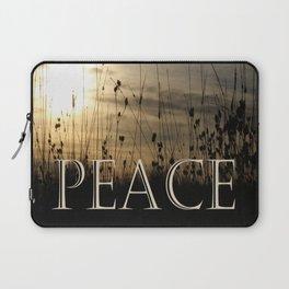 Peace Nature Laptop Sleeve