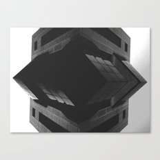 construction Canvas Print