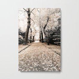 Terra Nostra Park Metal Print