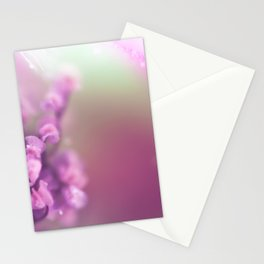 Please, let me in - Malva Alcea Stationery Cards