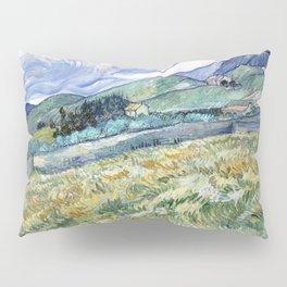 Landscape from Saint-Remy by Vincent van Gogh Pillow Sham
