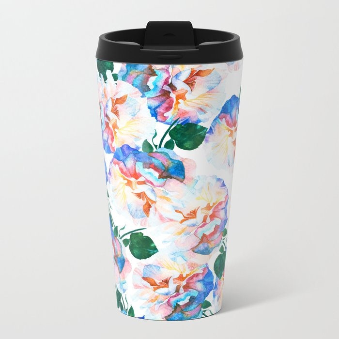 Wild Flora #society6 #decor #buyart Travel Mug