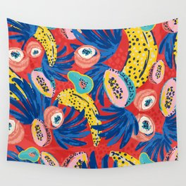 Exotic Wall Tapestry