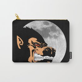 Night Monkey Carry-All Pouch