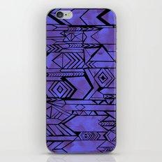 Kama'aina Purple iPhone & iPod Skin