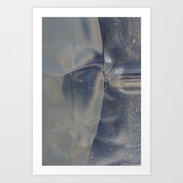 Crispation 0377 Art Print