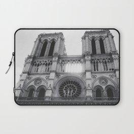 Notre Dame (Ouest) Laptop Sleeve