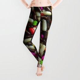 Mixed Sprinkles Leggings
