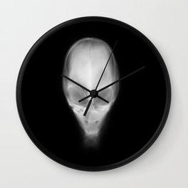 Alien X-Ray Wall Clock